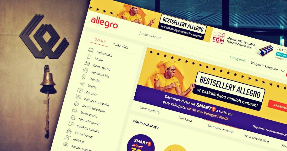 Na Czym I Ile Zysku Ma Allegro I Czy To Bardziej Amazon Czy Ebay