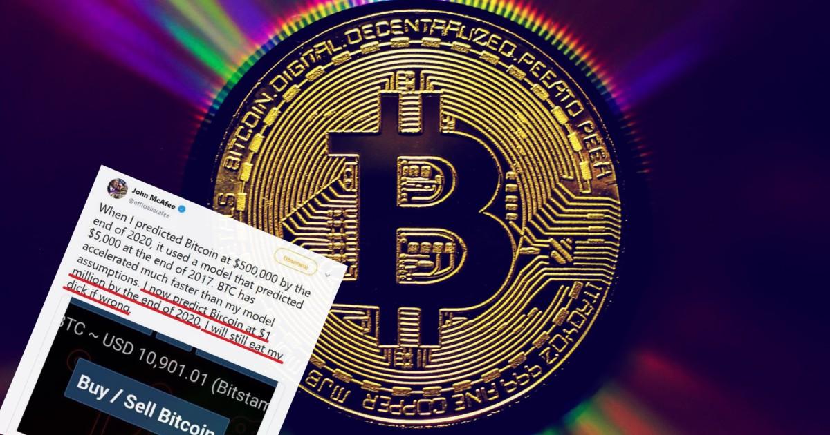 """""""Bitcoin"""" atims 50% aukso rinkos dalies ir pasieks 250 000 USD"""