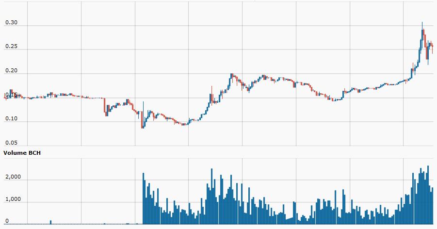 bitcoin peak trading valandos