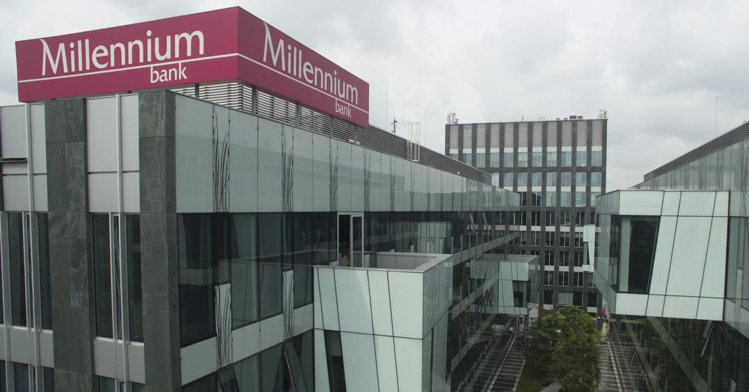 Strata netto Banku Millennium w I kw. wyniosła 311,3 mln zł, wynik zbliżony do oczekiwań (opis) | StrefaInwestorow.pl