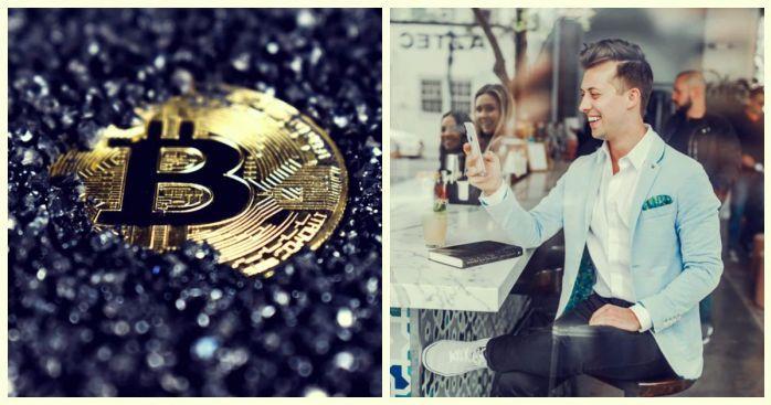 elettronica del negozio online di bitcoin