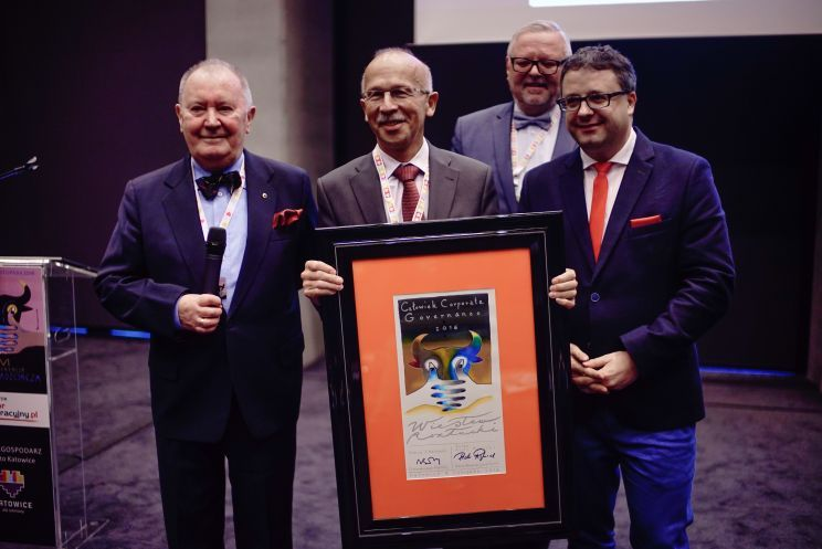 Na zdjęciu od lewej: A. Nartowski, W. Rozłucki, Z. Błaszczyk, P. Rybicki (foto: Gabriel Drogosz)